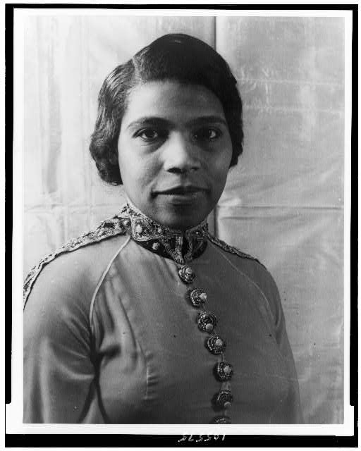 [Portrait of Marian Anderson]
