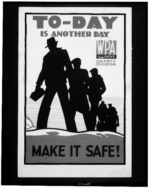 To-day is another day Make it safe!