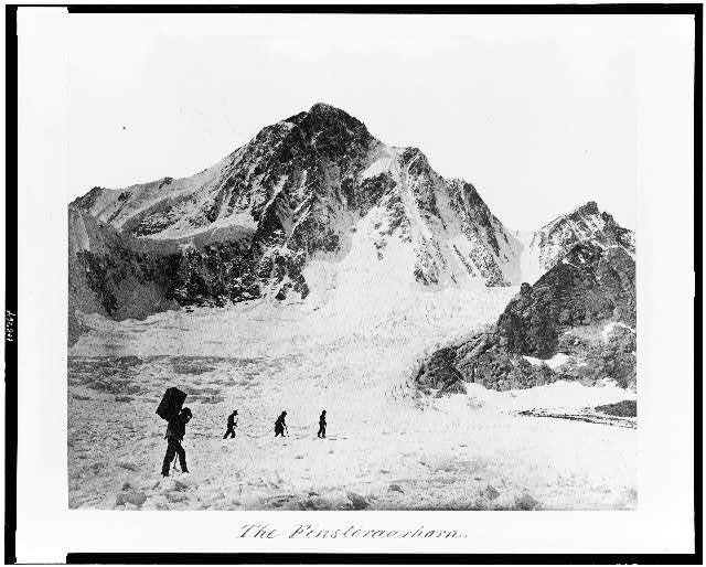 The Finsteraarhorn