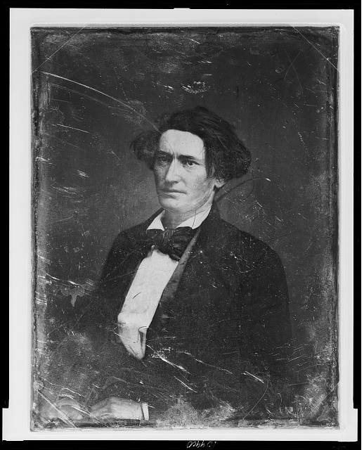 [Unidentified man, about 30 years of age, half-length portrait, three-quarters to the left]