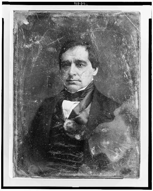 [Hannibal Hamlin, head-and-shoulders portrait, facing slightly to left]