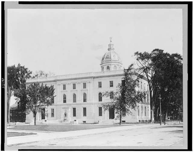 [State capitol building, Concord, New Hampshire]