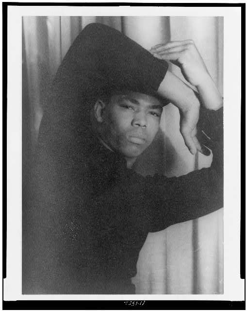 [Portrait of Alvin Ailey]