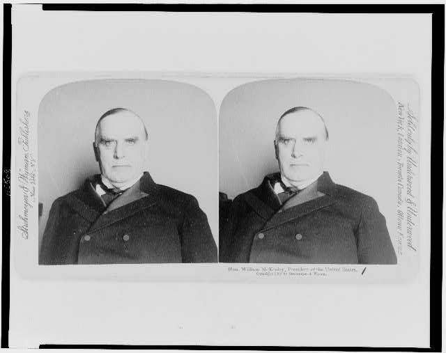 Hon. William McKinley, President of the United States