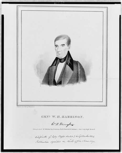 Genl. W.H. Harrison