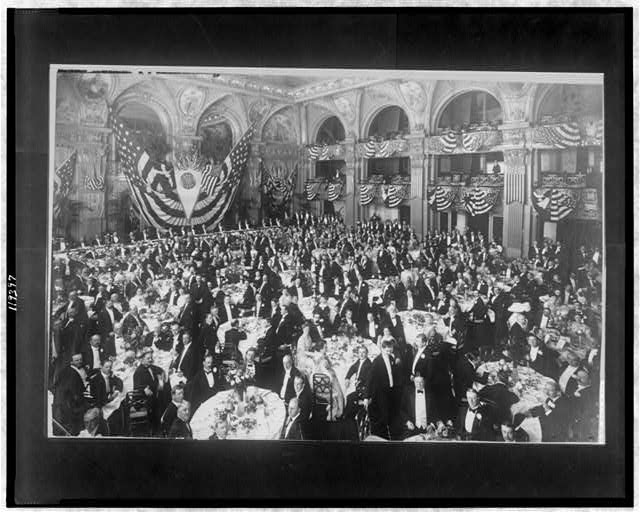 [Banquet in honor of Frederick A. Cook, M.D., by the Arctic Club of America, Sept. 23, 1909, Waldorf-Astoria, N.Y.