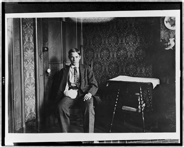 Lawrence J. Hill - 1125 Walnut St. 17 yrs. old March 1908. Had 4 fingers mashed off by stamping machine in lamp factory - Aug 1908.  Location: Cincinnati, Ohio.