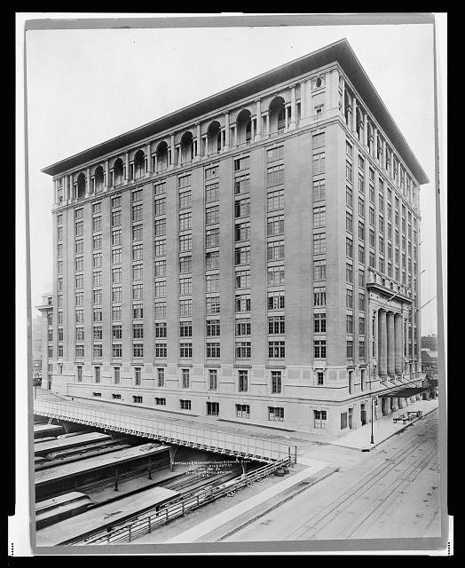 Merchants & Manufacturers Exchange Bldg., Lexington Ave. & 45th St.