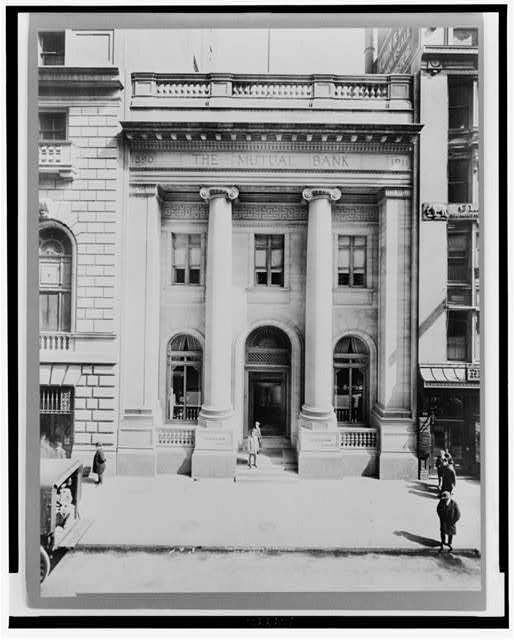 The Mutual Bank Building, 49 W. 33rd St.