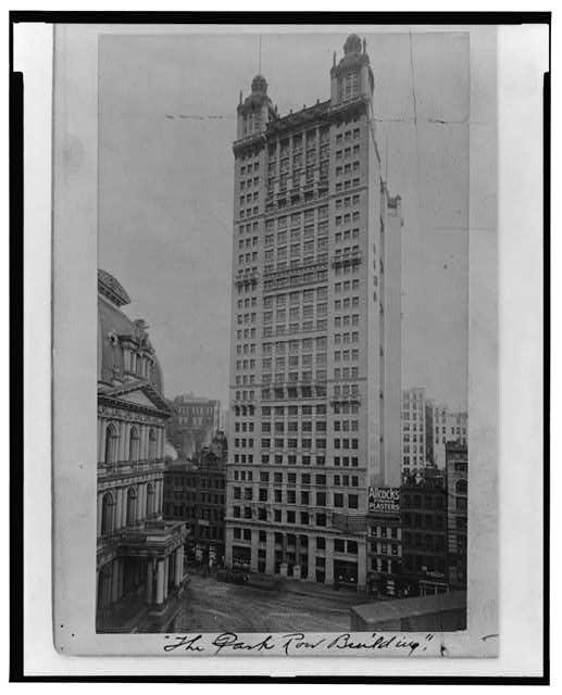 The Park Row Building