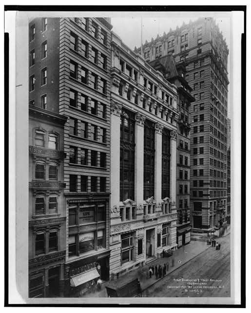 Title Guarantee & Trust Building, 176 Broadway