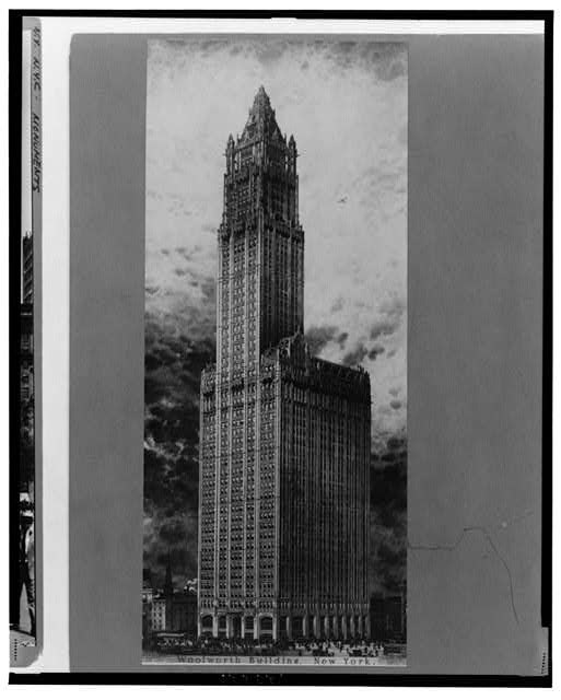 Woolworth Building--New York