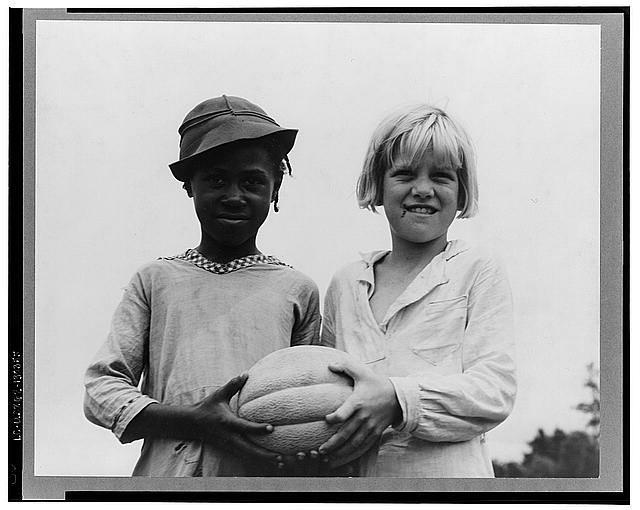 Children at Hill House, Mississippi
