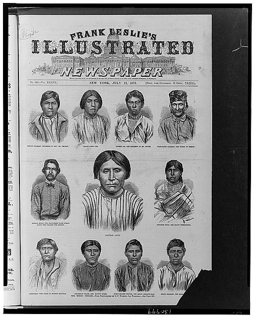 The Modoc indians