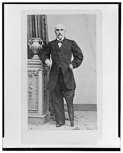 [General José Lopez Uraga, full-length portrait, standing, facing front]