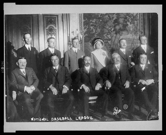 National Baseball League officials