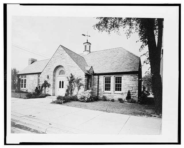 Public library, De Pere, Brown County, Wisconsin