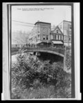 The first iron bridge in the U.S., Brownsville, Pa.