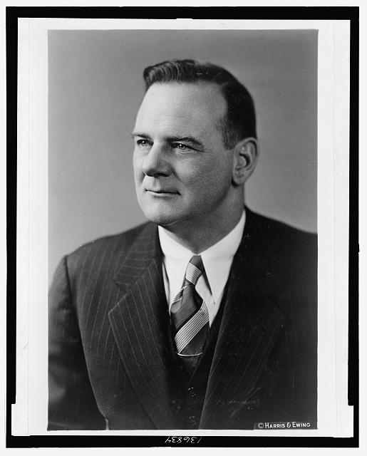 [George Meader, Republican representative from Michigan's 2nd district, head-and-shoulders portrait]