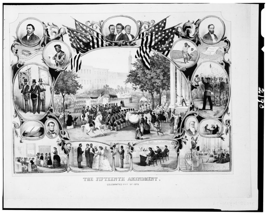 File:15th Amendment, Jacksonville, from Robert N. Dennis collection of ...