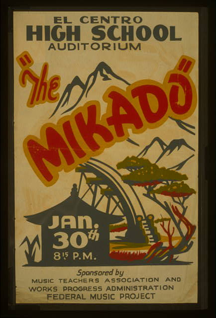 """The Mikado"""