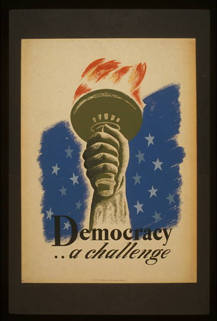 Democracy .. a challenge