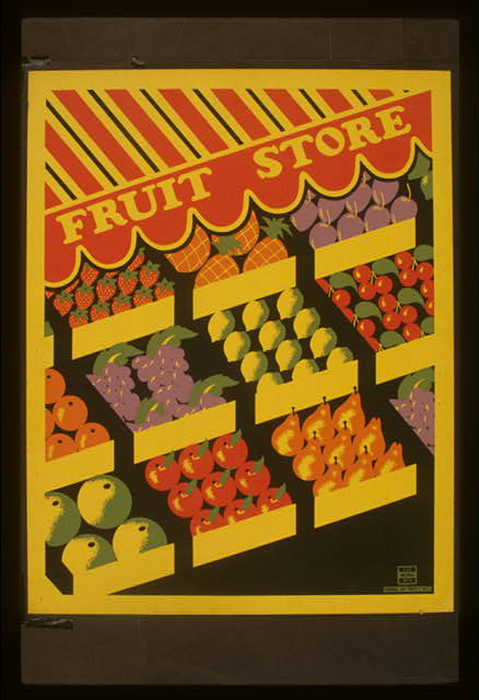Fruit store