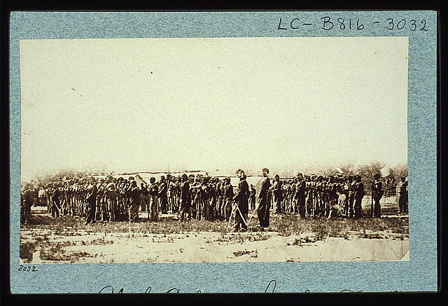 1st U.S. colored infantry