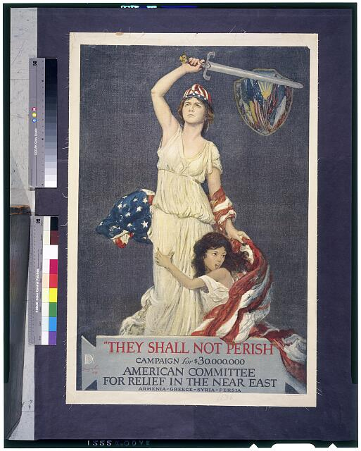 They shall not perish ... American Committee for relief in the Near East