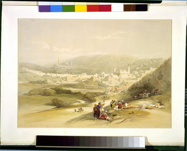 Hebron March 18th 1839