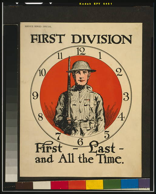 First Division First - last - and all the time.