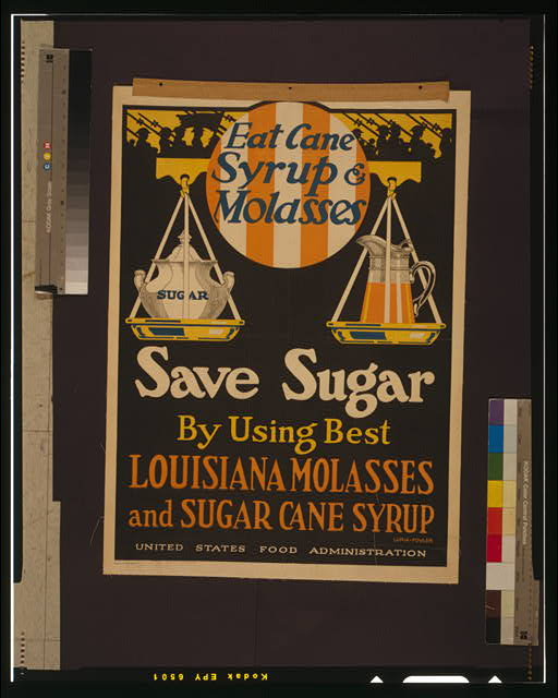 Eat cane syrup & molasses, save sugar by using best Louisiana molasses and sugar cane syrup