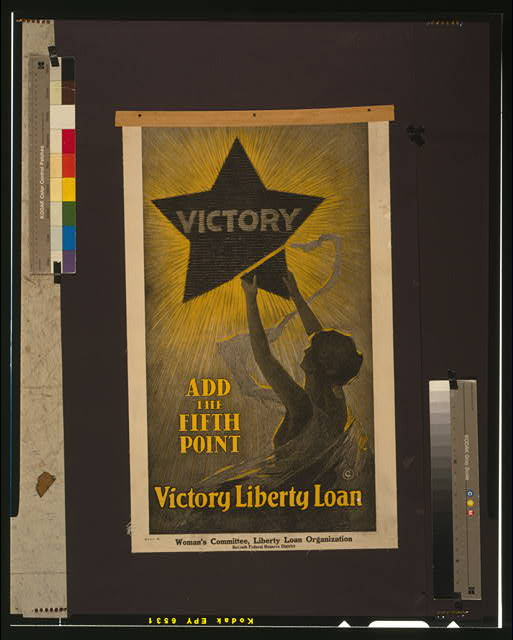 Add the fifth point--Victory Liberty Loan