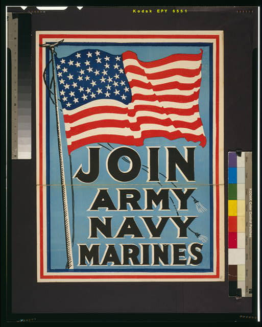 Join Army Navy Marines