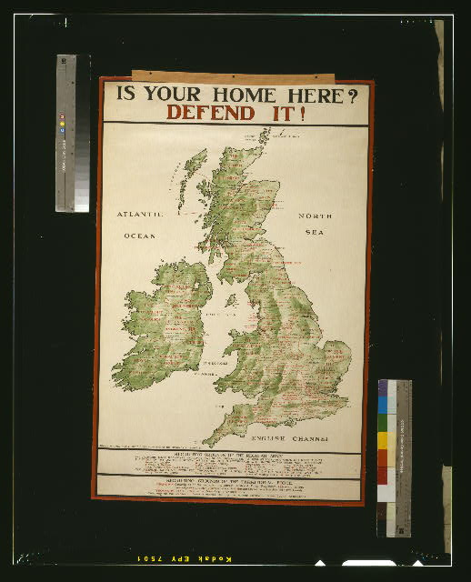 Is your home here? Defend it!