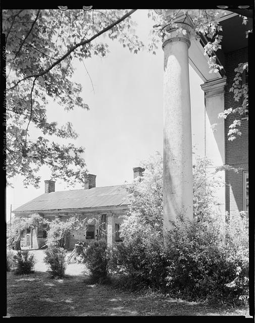 Gov. Thomas Bibb House, Bella Mina, Limestone County, Alabama