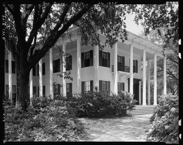 General Bragg House, 1906 Springhill Ave., Mobile, Mobile County, Alabama