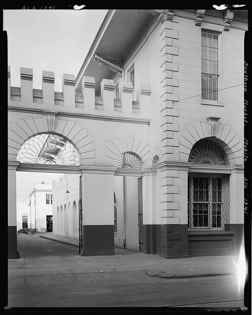 The Southern Market, Royal at Church St., Mobile, Mobile County, Alabama