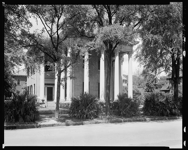 Kyle (Swift) Mansion, 12th & 3rd., Columbus, Muscogee County, Georgia
