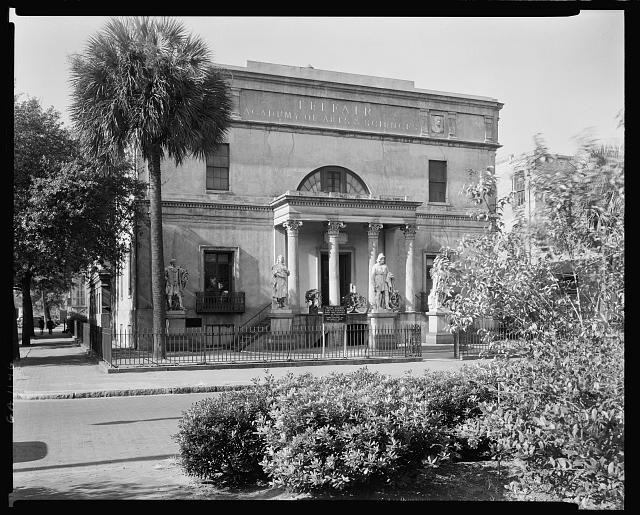 Telfair House, 121 Barnard Street, Savannah, Chatham County, Georgia