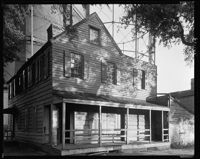Pirates House, Broad Street, East, Savannah, Chatham County, Georgia