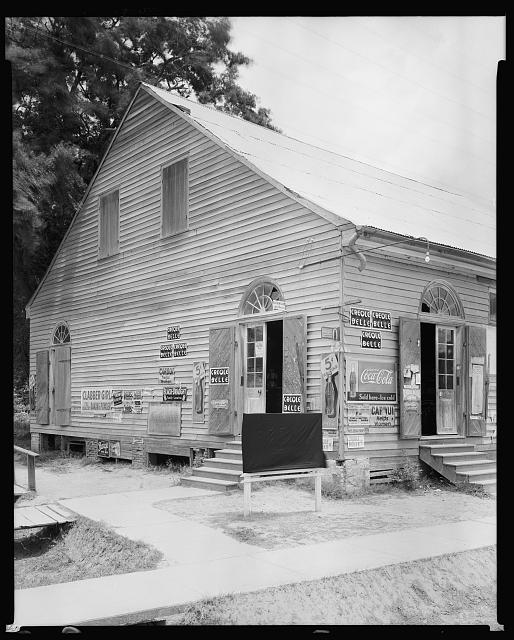 Petitin's Store, Grand Coteau, St. Landry Parish, Louisiana