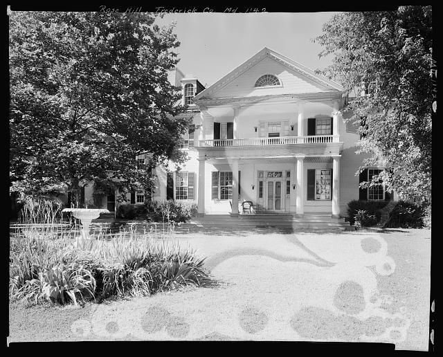 Rose Hill, Frederick vic., Frederick County, Maryland