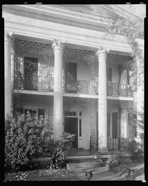 Belo House, Main St. near Bank, Winston-Salem, Forsyth County, North Carolina