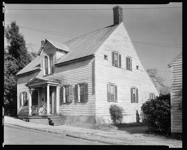 Old House, Winston-Salem, Forsyth County, North Carolina