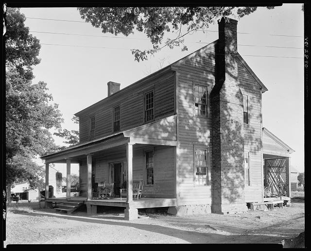 Foard House, Rowan County, North Carolina