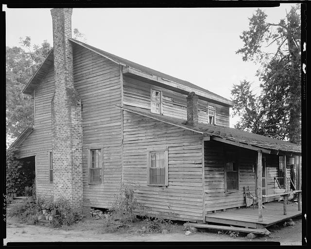 McClure Cabin, Rutherford County, North Carolina