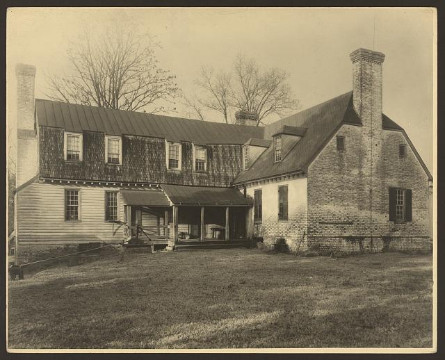 The Mansion, Bowling Green, Caroline County, Virginia
