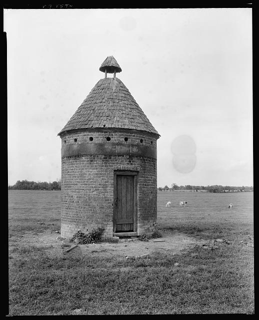 Shirley dependencies, [pigeonnier], Charles City County, Virginia