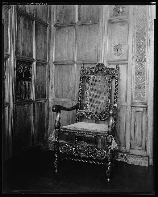 Virginia House, Withdrawing Room, Richmond, Henrico County, Virginia